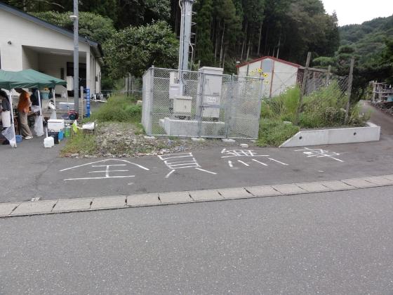 東日本大震災における炊き出しボランティア(岩手県釜石市佐須地区)