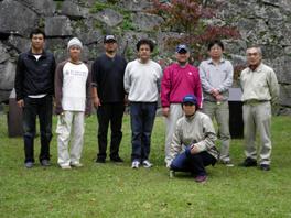 参加メンバーの集合写真