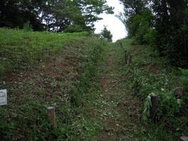 ふるさと緑地の除草後