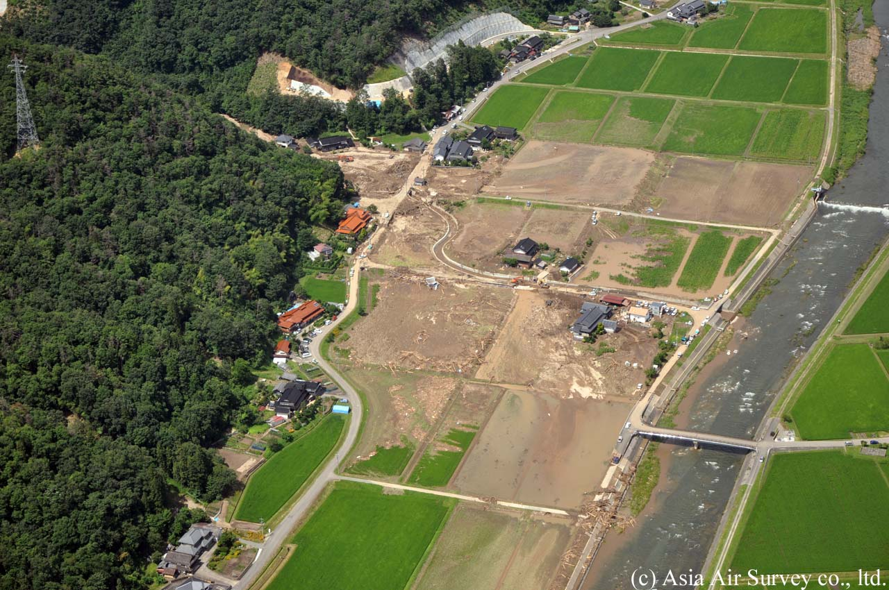 平成22(2010)年7月広島県豪雨災害
