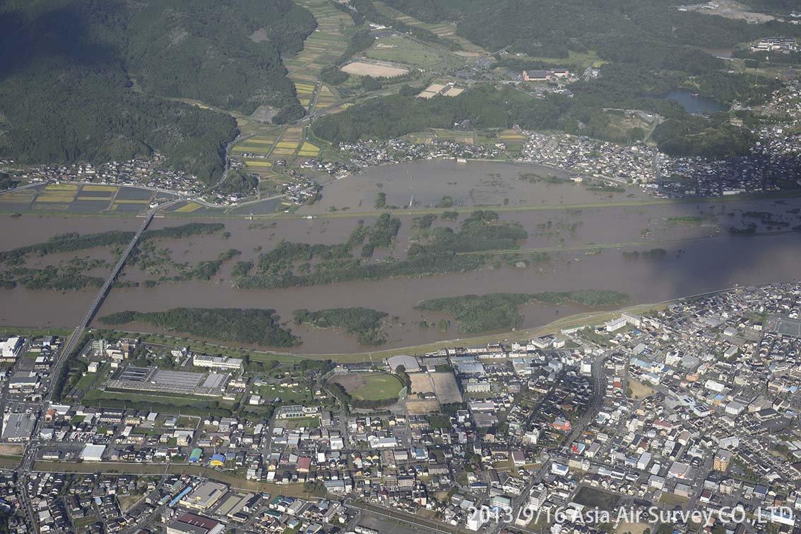 由良川地区 斜め空中写真_10