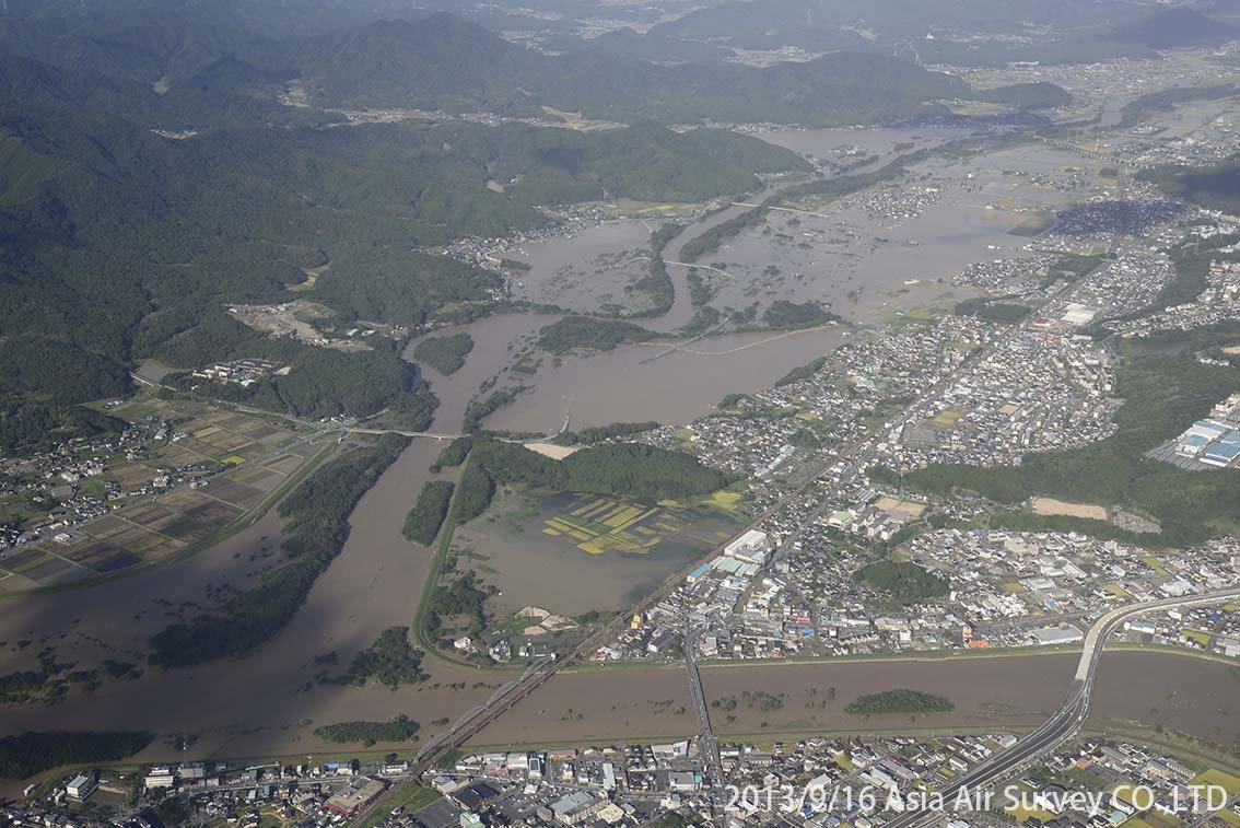 由良川地区 斜め空中写真_13