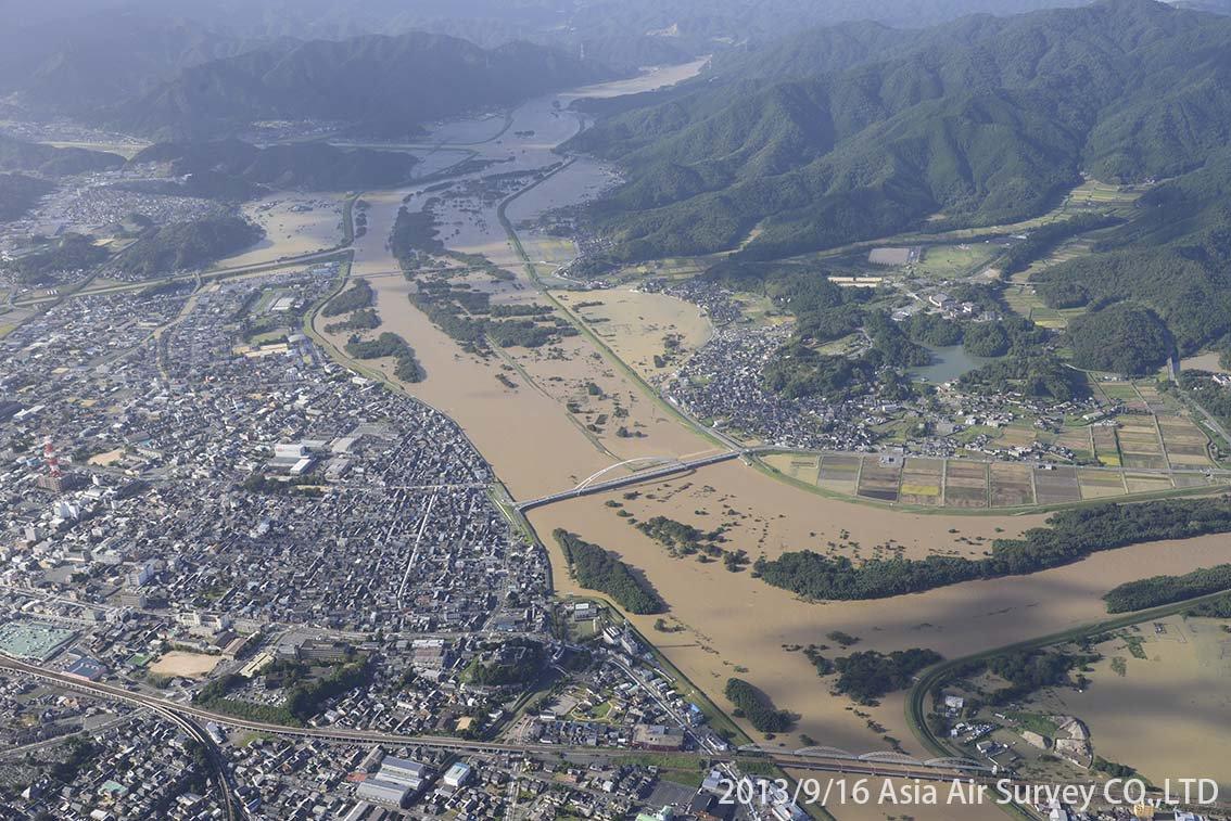 由良川地区 斜め空中写真_12