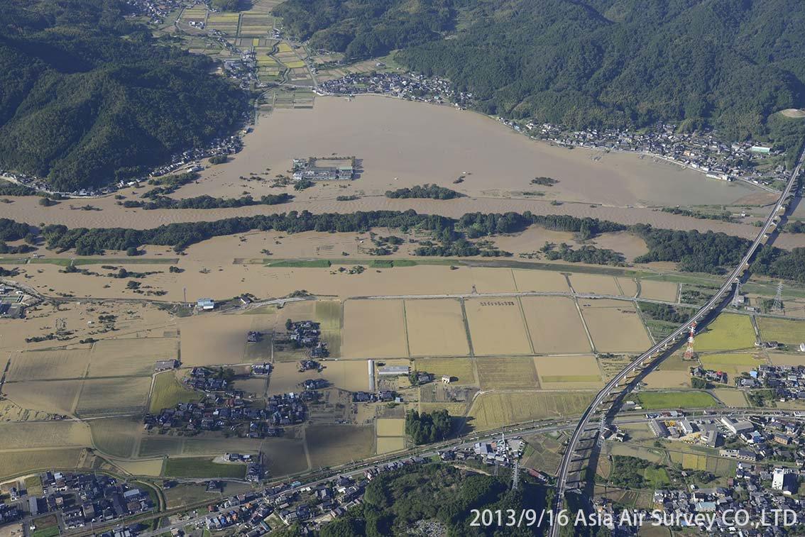由良川地区 斜め空中写真_20