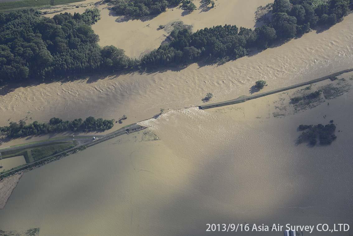 由良川地区 斜め空中写真_21