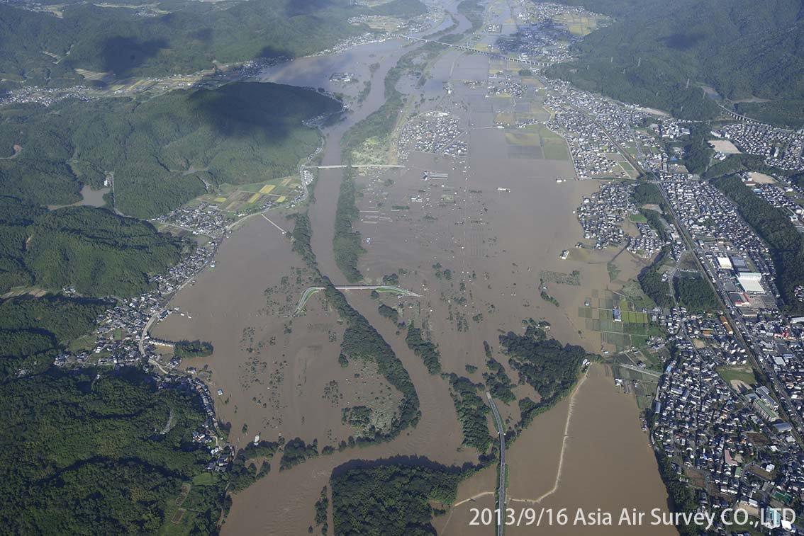 由良川地区 斜め空中写真_15