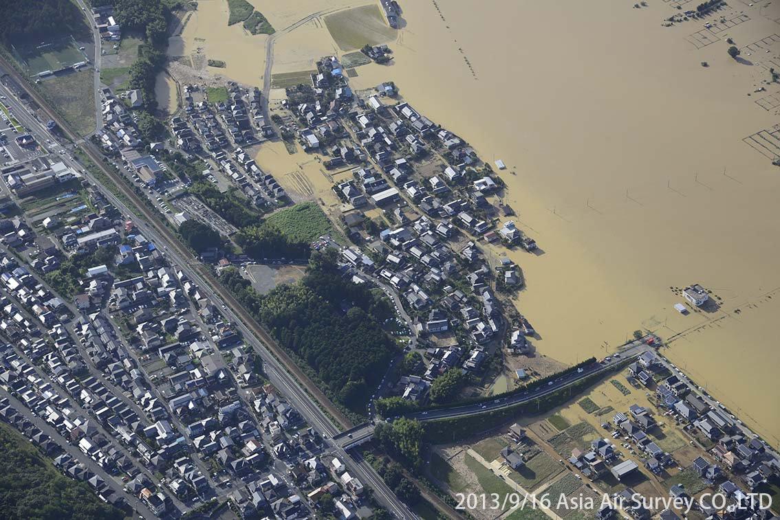 由良川地区 斜め空中写真_18
