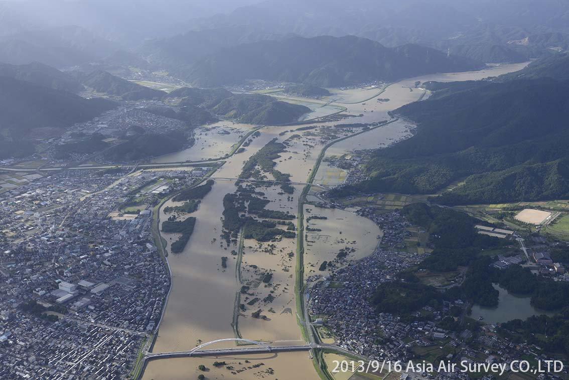 由良川地区 斜め空中写真_11