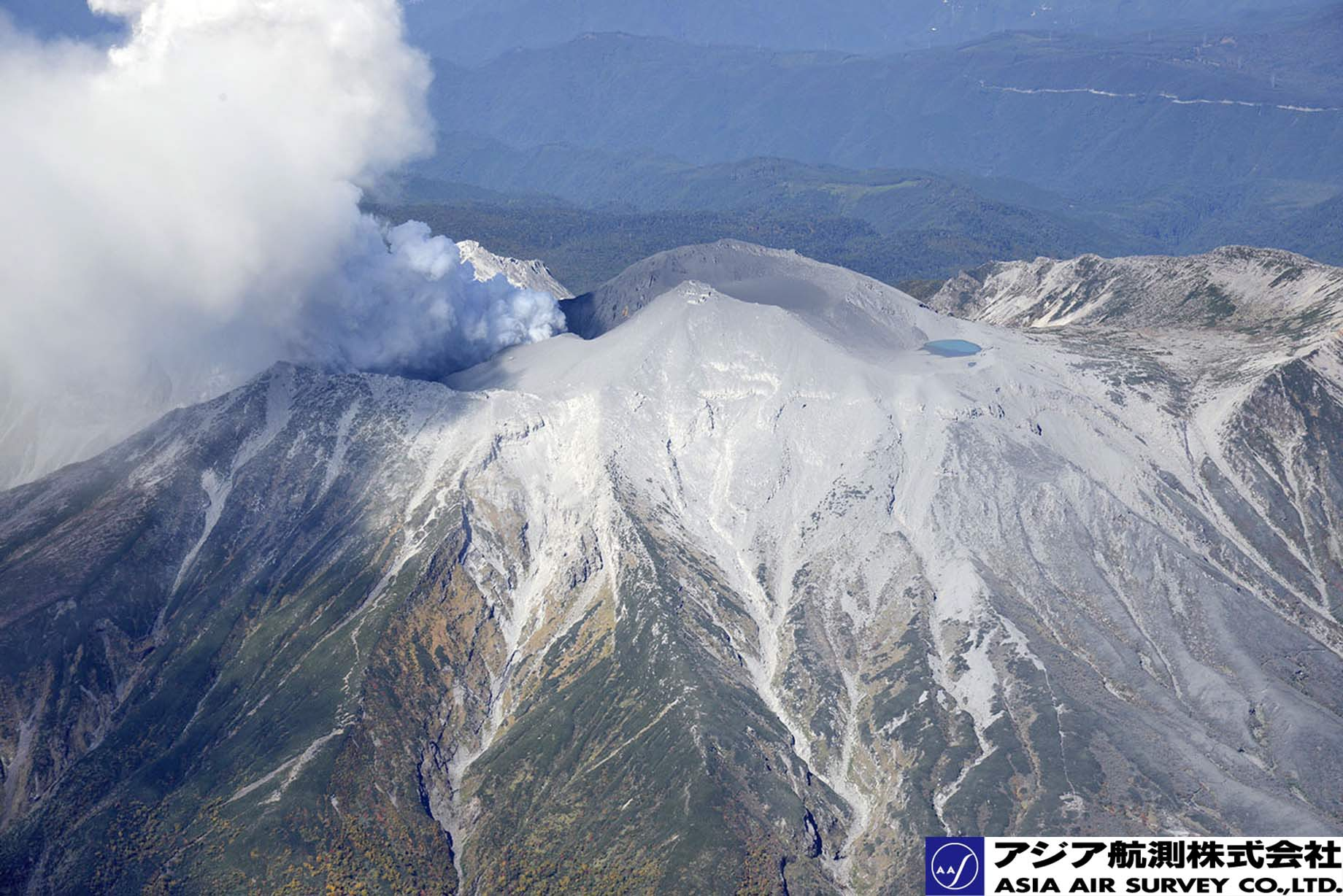 御嶽山噴火写真_斜め7
