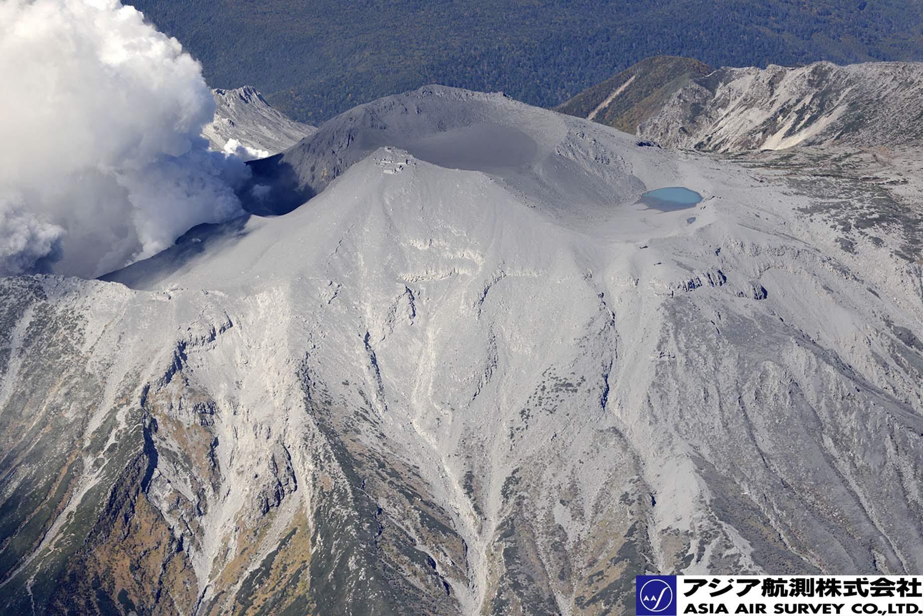御嶽山噴火写真_斜め8
