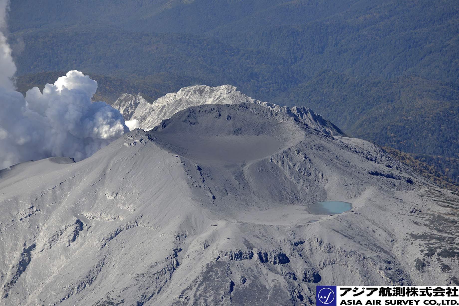 御嶽山噴火写真_斜め9