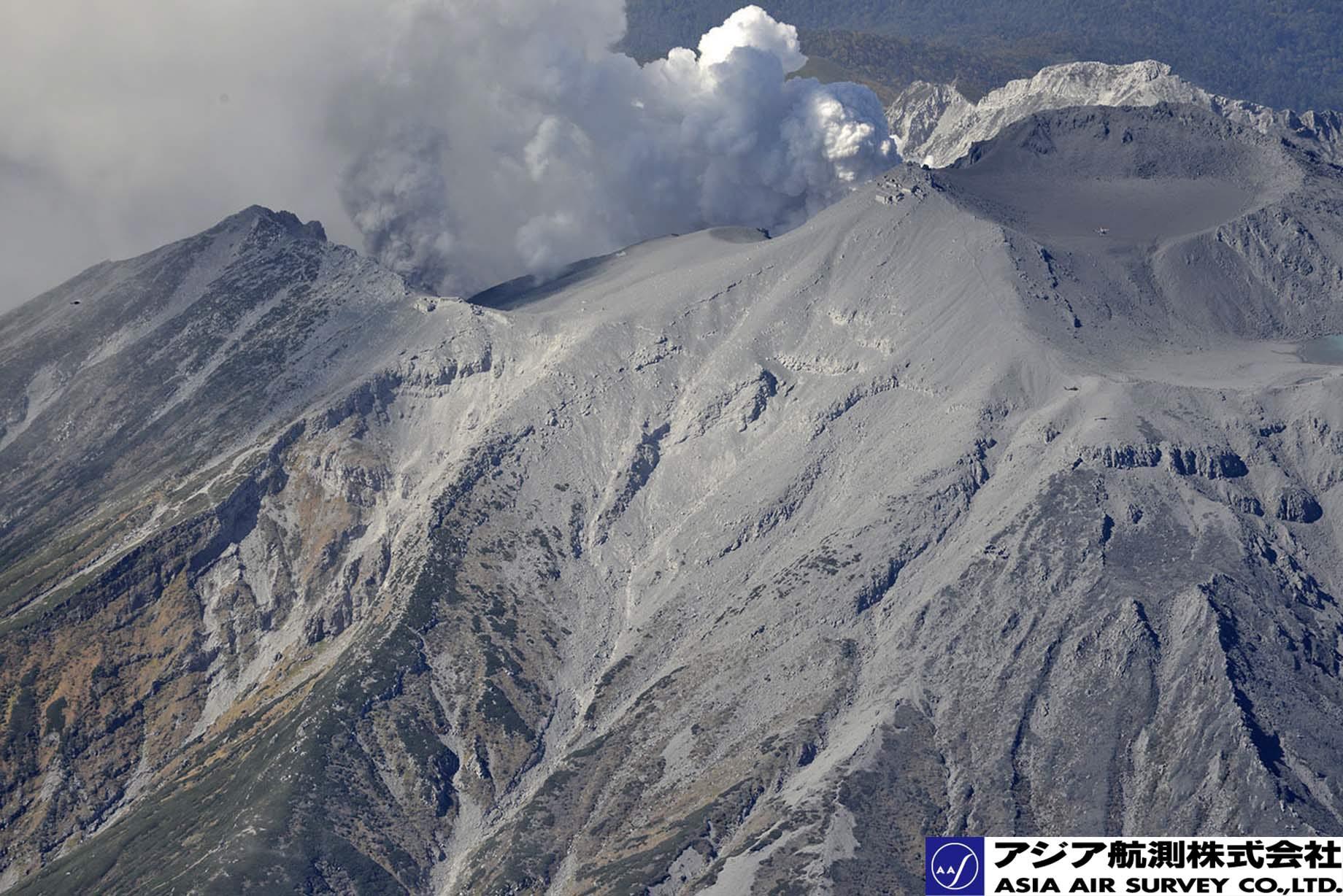 御嶽山噴火写真_斜め10