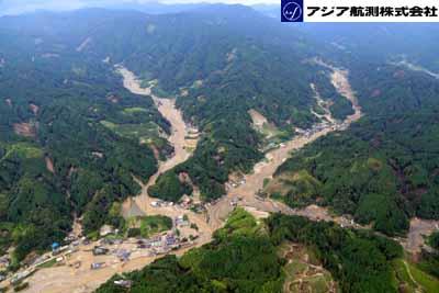 平成29年7月九州北部豪雨