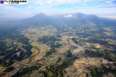 2017新燃岳 斜め空中写真_3