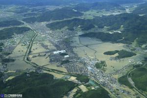 「平成30年7月豪雨」(西日本豪雨) 斜め空中写真_20