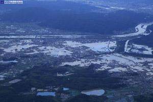 「平成30年7月豪雨」(西日本豪雨) 斜め空中写真_13
