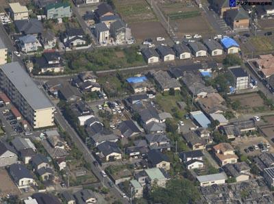 平成28年熊本地震斜め空中写真_2
