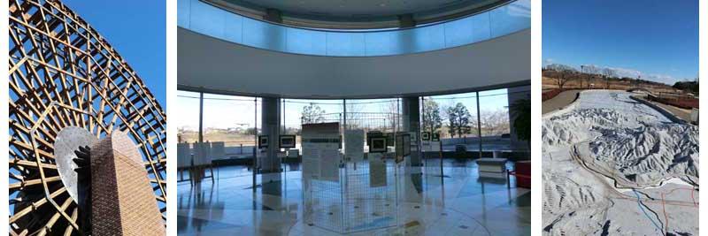 埼玉県立 川の博物館(かわはく)