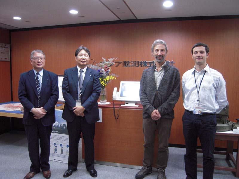 オフィシャルミーティングにて(2012/10/25)